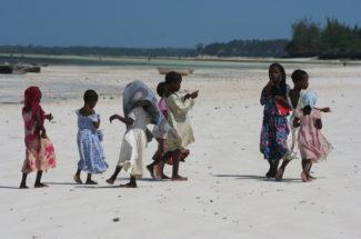 Kinderen Zanzibar