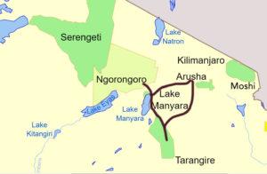 5-daagse safari Tanzania