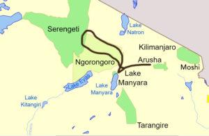 7-daagse safari Tanzania